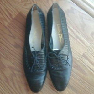 Salvatore Ferragamo Boutique Oxford Shoes